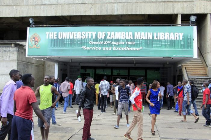 The Government in Zambia extends loan scheme to five Public Institutions