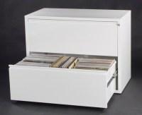 Can-Am Vinyl LP Storage Cabinet