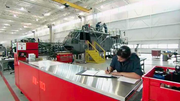 Aircraft Assembler Resume Sample