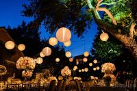 5 Ways to Light up your Outdoor Wedding - Canada Gay Weddings