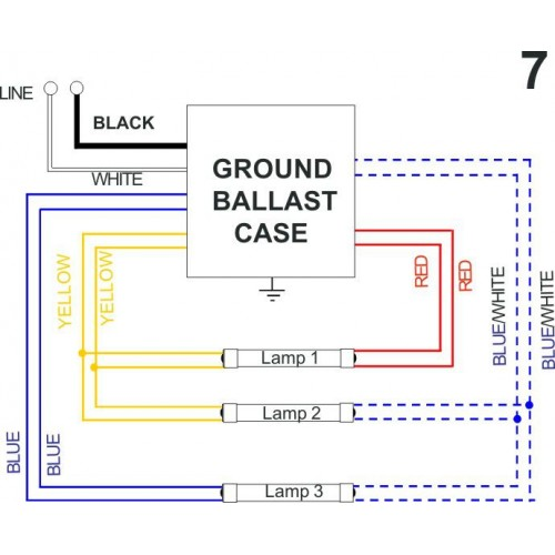 Awesome Magnetic Sign Ballast Wiring Diagram Photos - Auto ... on