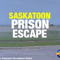 Prisoner Escape from Saskatoon Provincial Correctional Centre