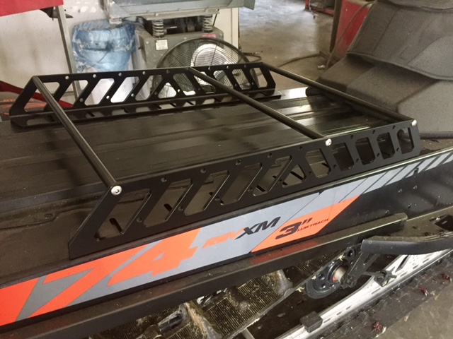 Skidoo Xp Xm Gen4 Tunnel Rack Canada Sled Parts