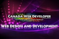 Canada Web Developer | Web Design Services for Wordpress, Web Design Services for Joomla, Web Design Services for HTML and more…