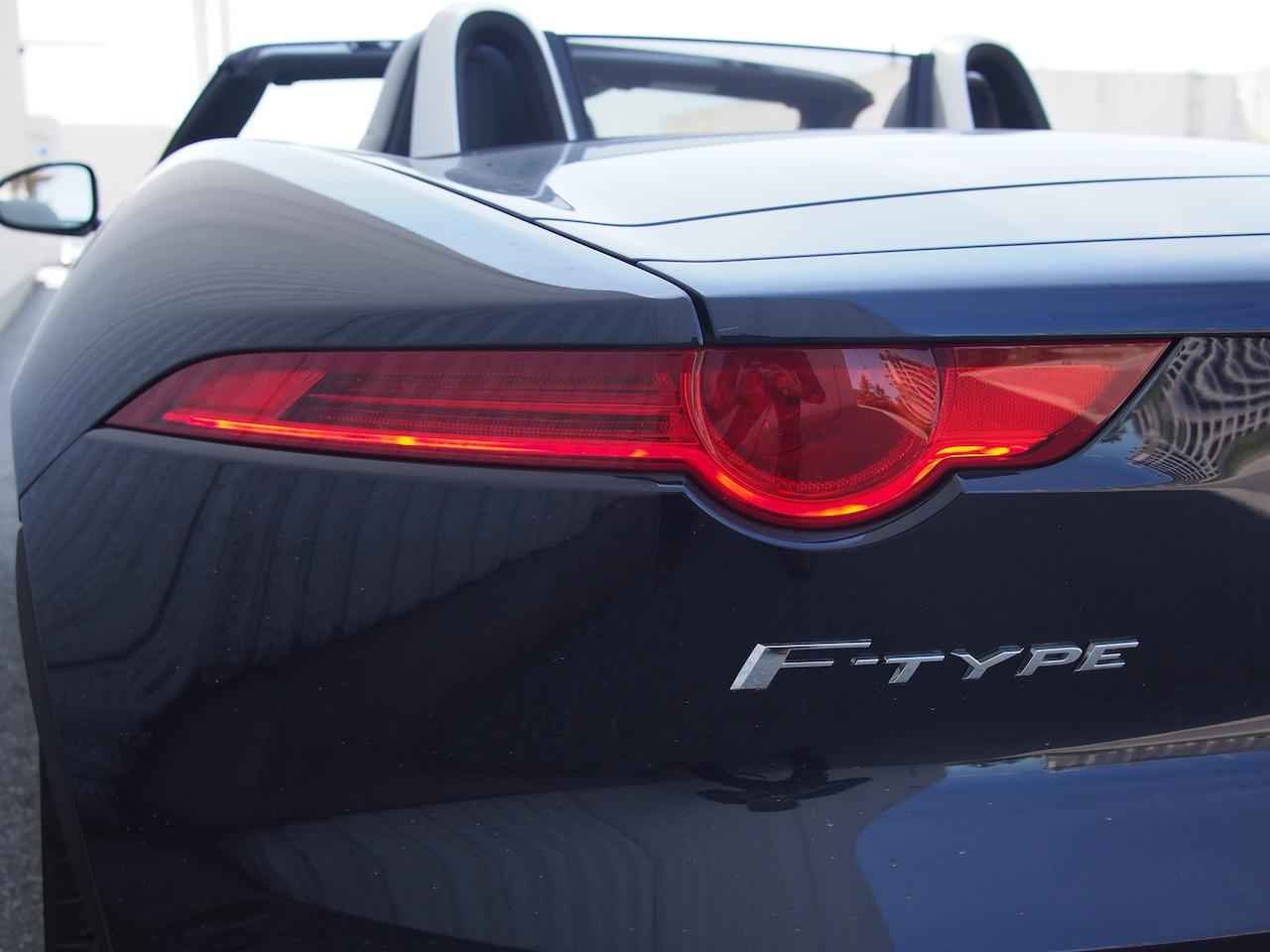 Indigo Car Wallpaper Review 2015 Jaguar F Type V6 Convertible Canadian Auto