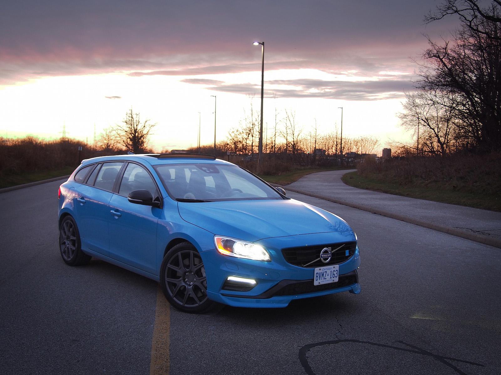 Sleeper Car Wallpaper Review 2015 Volvo V60 Polestar Canadian Auto Review