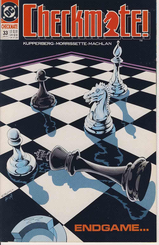 checkmate comics