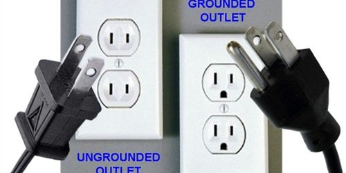 Ungrounded versus Grounded Outlets - Canadian Home Inspection Services