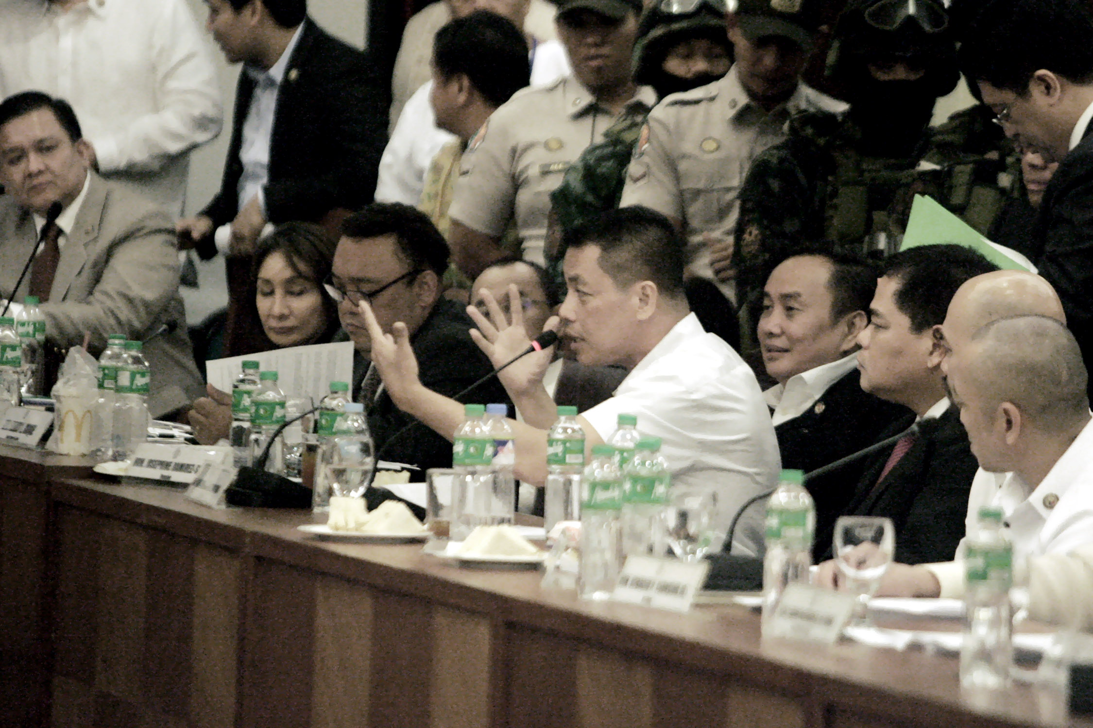 Aquino's aide ousted as chief of Senate panel