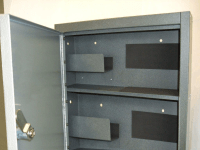 Pistol Wall-Mounted Lockers - Canadian Locker