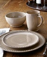 GG Dinnerware - Elegant Rustic Dinnerware