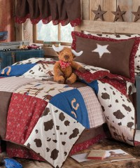 Kids Cowboy Comforter - Western Cowboy Collection