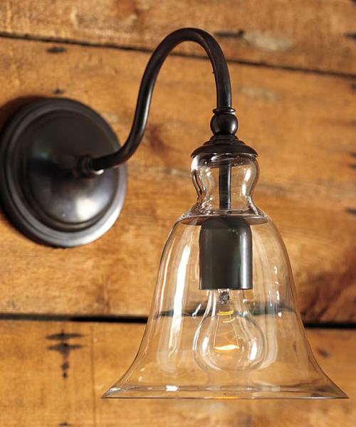Rustic Lighting Sconces