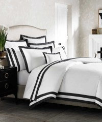 Black & White Bedding - Comforters & Duvet Covers