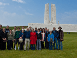 Apply by March 15th for the 2012 Cleghorn War and Memory Study Tour for Canadian Teachers