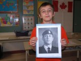 My incredible journey teaching grade 5/6 students about fallen Canadian soldiers in Afghanistan by Alexandra Papazoglou