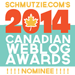 canadian weblog awards 2014 nominee, gm ambassador 2015, top canadian blogger, top mommy blogger, diversity, canadianmomeh