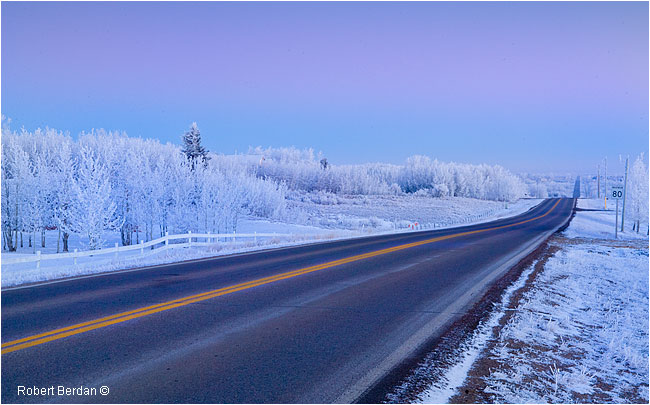 Car Lights Night Wallpaper Photographing The Road The Canadian Nature Photorapher
