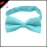 Turquoise Aqua Blue Boys Bow Tie- Canadian Ties