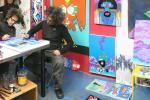 Lo Studio di Paolo JINS© Gillone, socio fondatore dell'Associazione ACCA, per AccaAtelier