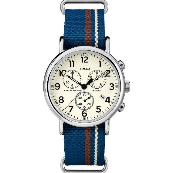 Wishlist do Editor: 7 Relógios Que Eu Amo - Timex Weekender