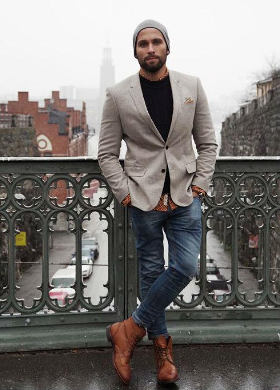 Posso Usar A Camisa Por Fora das Calças com Blazer e Blusa?