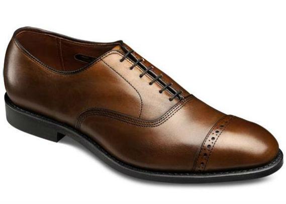 Sapato Brogue - Oxford Quarter Brogue