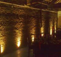 London Canal Museum Venue Hire Lighting
