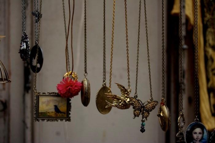 Portobello Market necklaces for sale