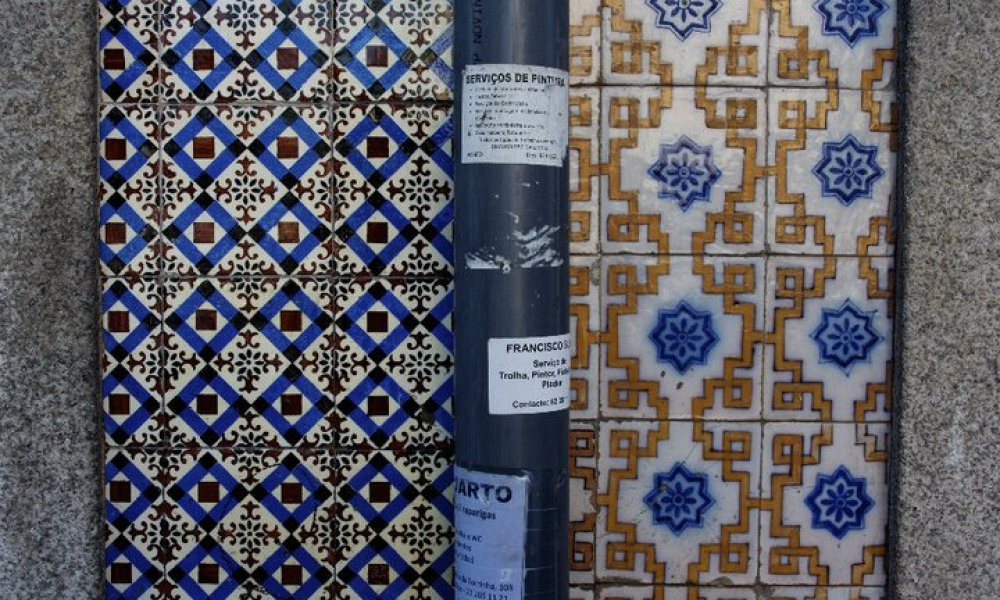 azulejos: once upon a tile in porto, portugal.