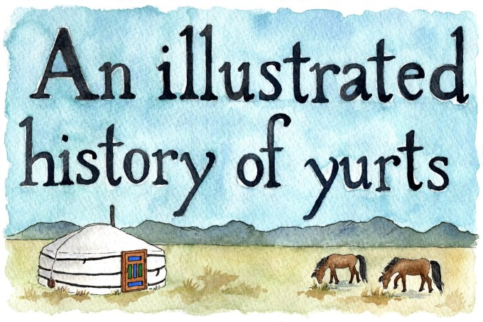 History of yurts