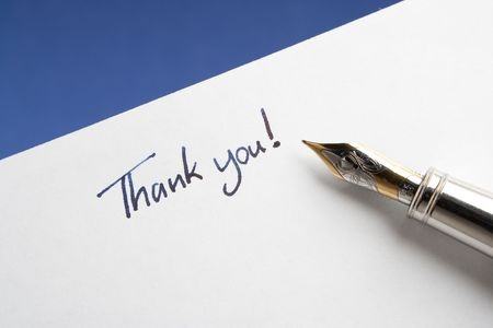 How to Write Thank-you Notes