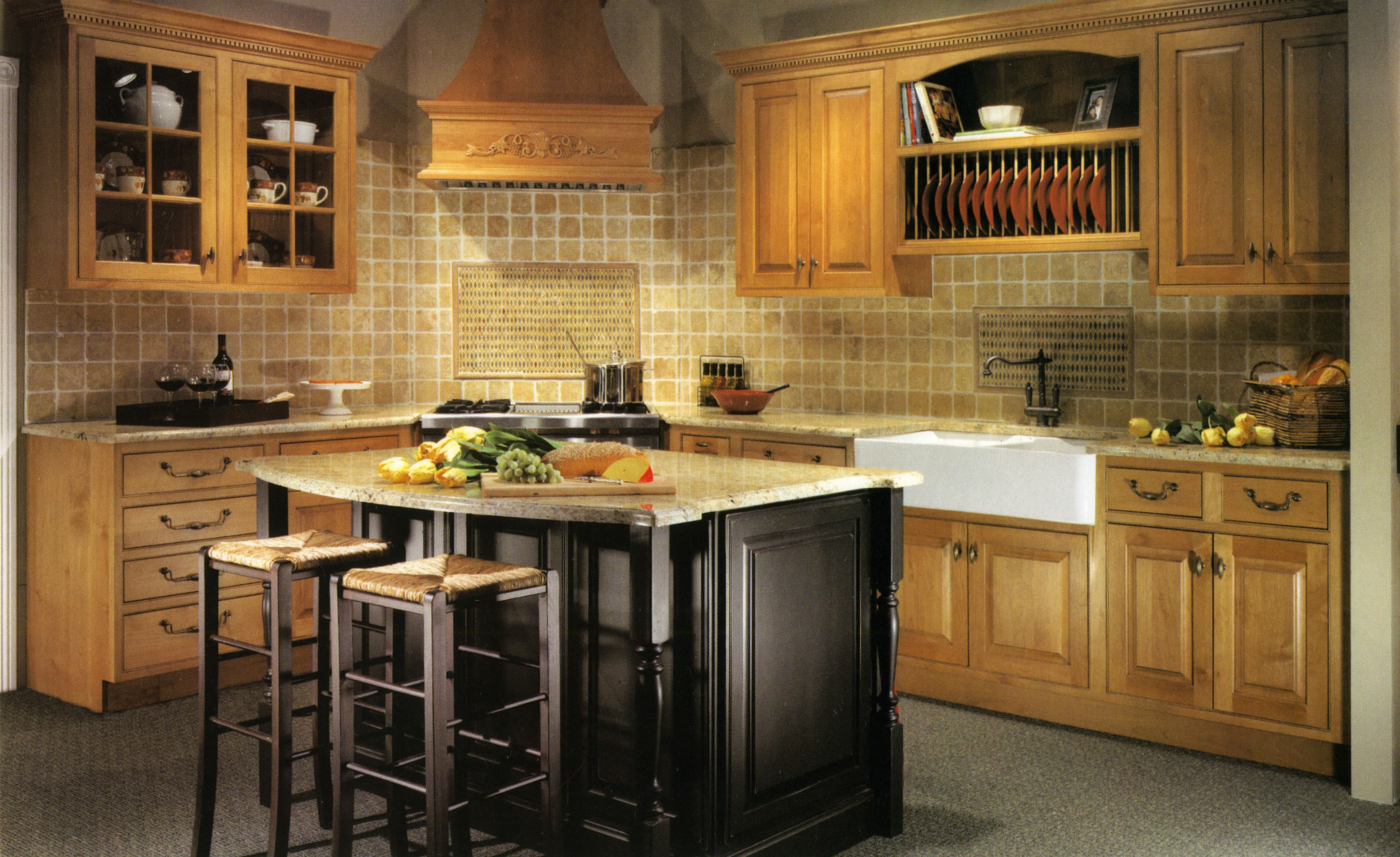 canddcabinets custom kitchen cabinets 8