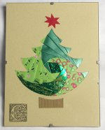 Christmas Iris Folding Card Patterns