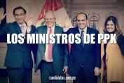 Ministros de PPK