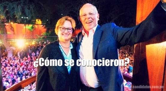 Nancy Lange y PPK