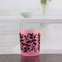 Cheap glass votives candle holders small candlestick ...