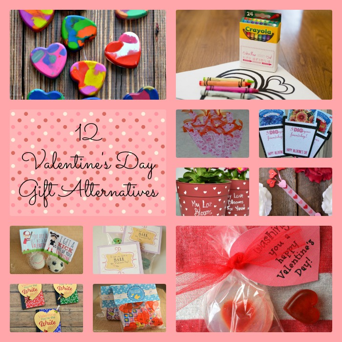12 Valentine's Day Gift Alternatives