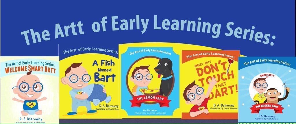 Get The Artt of Early Learning series #FREE through today!
