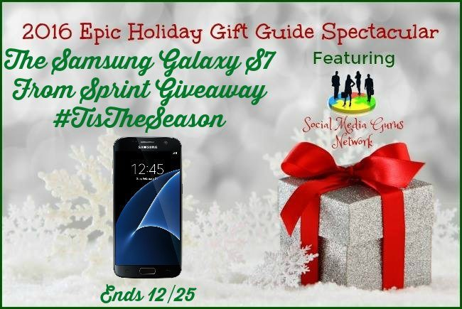 #Giveaway Samsung Galaxy S7 From Spring #SMGN Ends 12/25