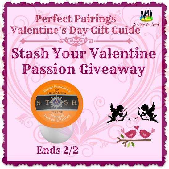 Stash Your Valentine Passion #Giveaway Ends 2/2 #SMGN
