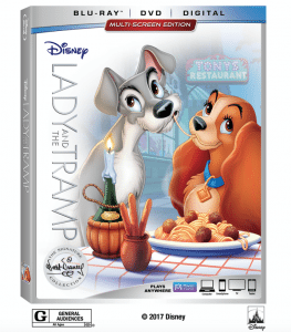 Disney's Lady and the Tramp Signature Collection #Giveaway Ends 3/13
