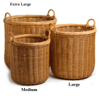 Extra Large Wicker Storage Basket | Baskets | Handmade Baskets