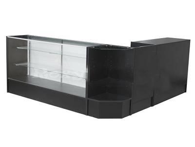 4 Unit Cash Wrap Combo Retail Equipment Cash Counters