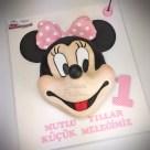 Minnie Mouse Cake Mini pasta mini maus