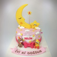 Twinkle Little Star Cake