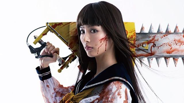 Trailer de 'Chimamire Sukeban Chainsaw': colegialas, sangre y motosierras