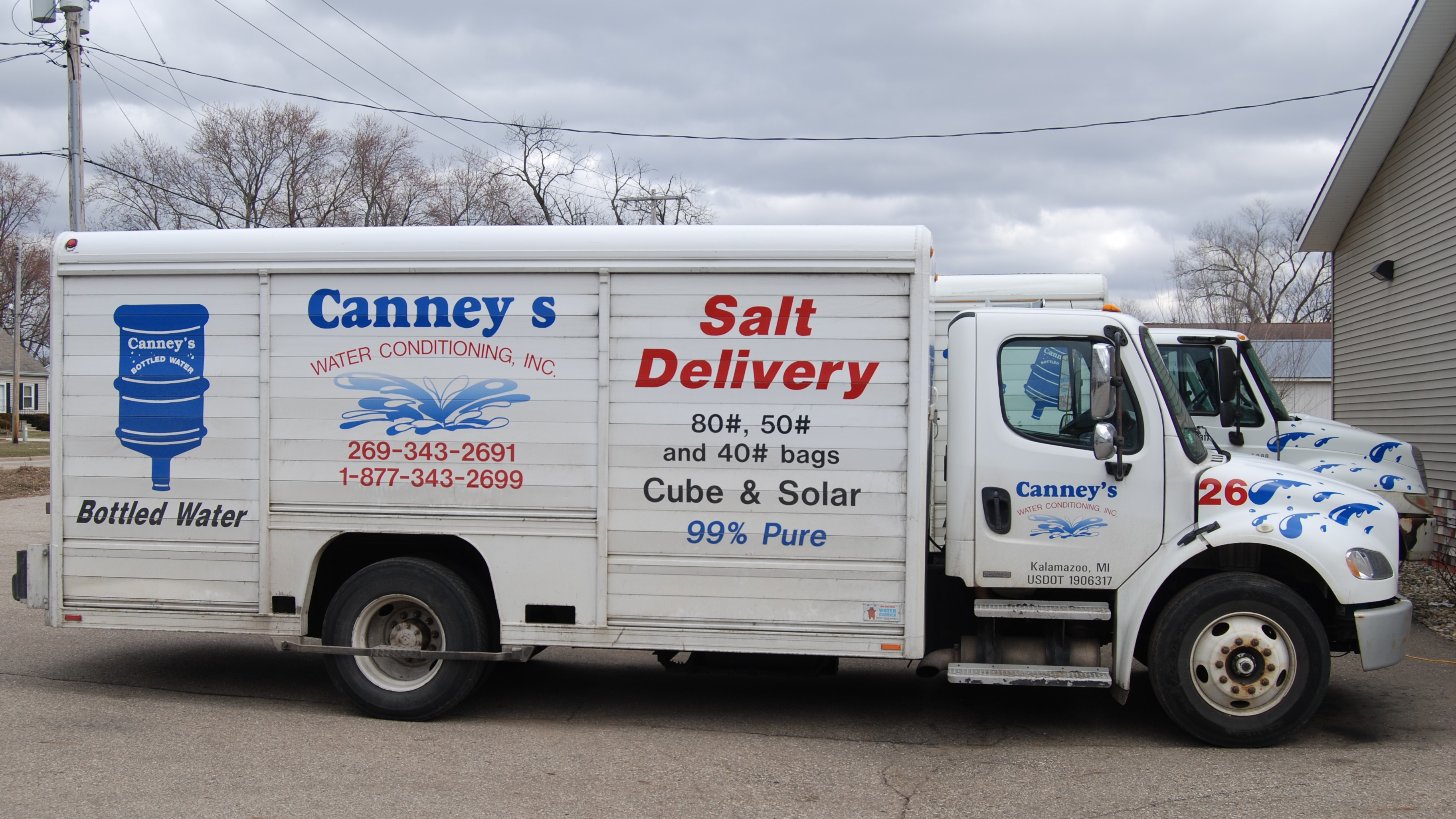 Canney39s Water Delivery