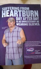 Larry The Cable Guy Prilosec Mercial
