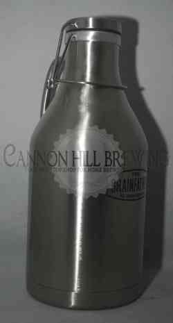 Small Of Stainless Steel Growler